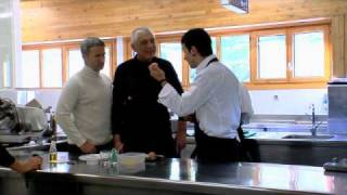 preview picture of video 'Ducati and Tumi: motorcycle travel show (Basque cuisine): (3/4)'