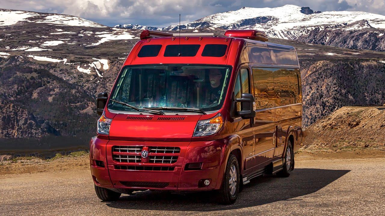 2016 Roadtrek Zion Class B Touring Van Motorhome   La Mesa RV – Class B Dealer