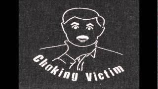 "Choking Victim - ""Fuck America"""