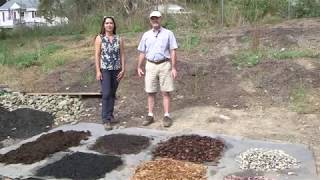 Home Gardener - Types of Mulch, Part 1