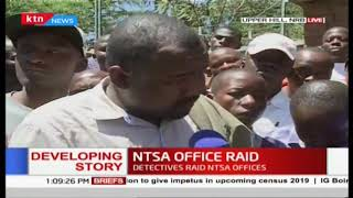 NTSA officials arrested as investigations into 14 Riverside Drive attack continue
