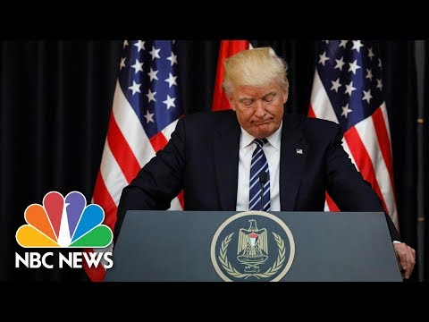 President Trump: 'Young, Beautiful, Innocent People' Killed In Manchester Bombing | NBC News