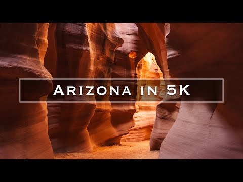 Contemple Arizona, a terra do Grand Canyon em 5K!
