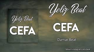 Damar Arabesk Rap Beat ( Cefa ) Yeliz Beat 2019