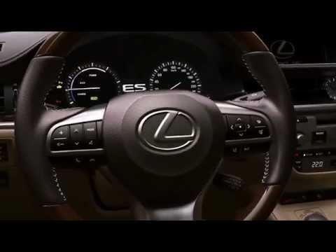 Lexus  Es Седан класса E - рекламное видео 4