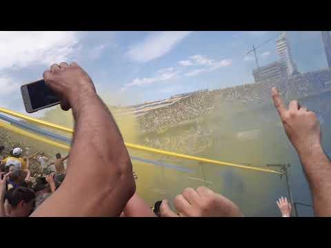 """""""Recibimiento de Rosario Central vs colon FULL HD  1080"""" Barra: Los Guerreros • Club: Rosario Central"""