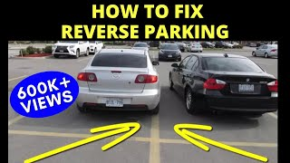 How to CORRECT REVERSE PARKING || Toronto Drivers