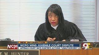 WCPO wins suit against Judge Tracie Hunter