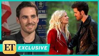 EXCLUSIVE: Is A Once Upon A Time Baby On The Way? Colin ODonoghue Teases Emma And Hooks Future!