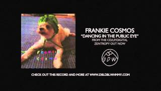 "Frankie Cosmos   ""Dancing In The Public Eye"" (Official Audio)"