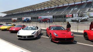 En vivo desde el Festival Ferrari México