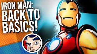 "Iron Man ""Ultron's Agenda, Endgame!"" - Complete Story | Comicstorian"