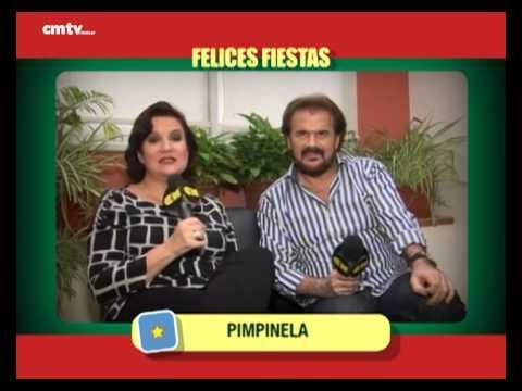 Pimpinela video Saludos  - Fiestas 2014