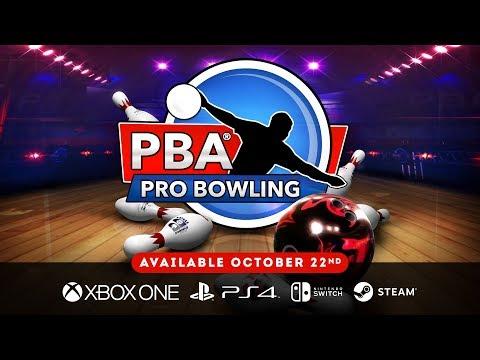 Trailer de PBA Pro Bowling