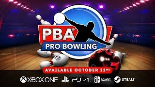 Picture of a game: Bowling