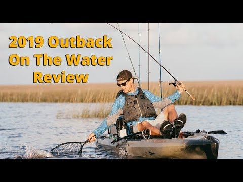 New 2019 Hobie Outback On The Water Review