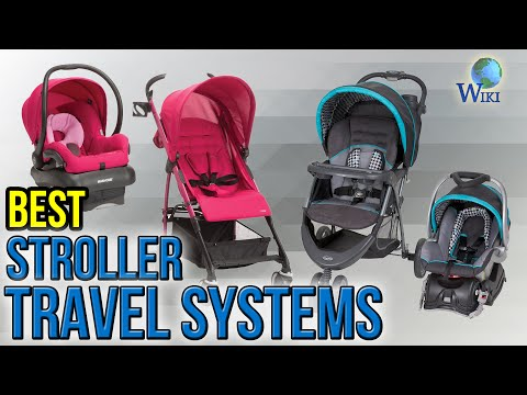 10 Best Stroller Travel Systems 2017