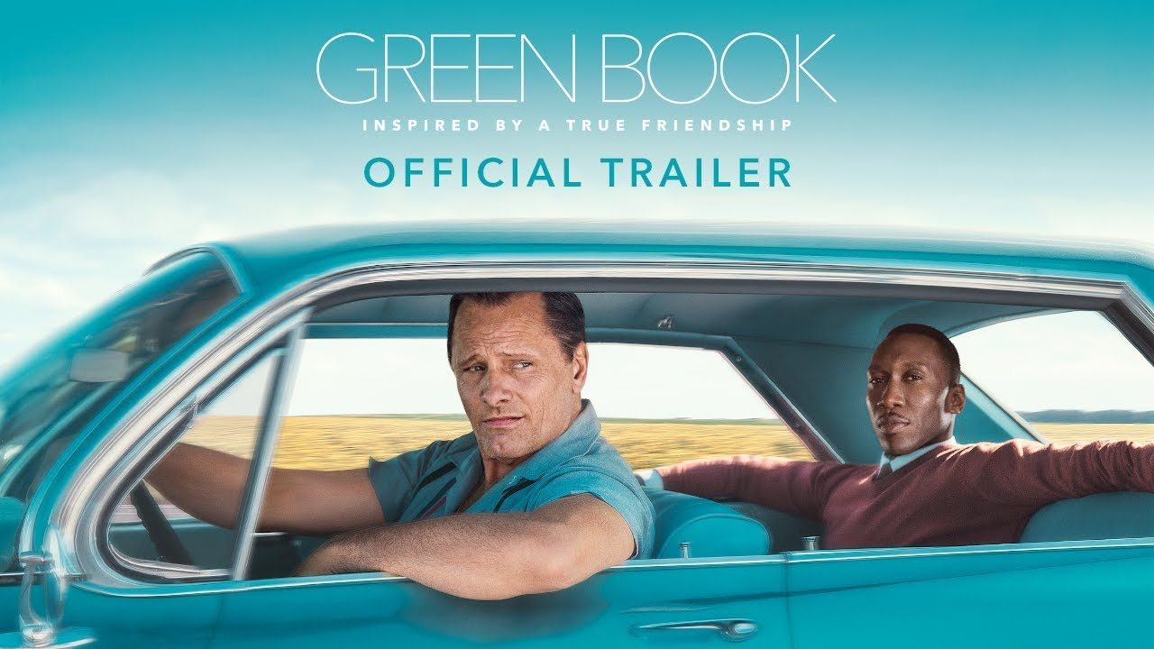 Trailer för Green Book