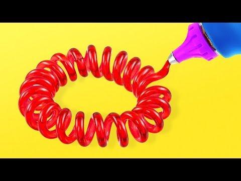 30 coisas com Cola quente