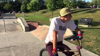 Game of Bike! @ Cambellford skatepark