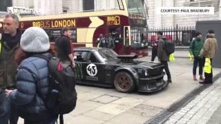 Top Gear's Matt LeBlanc gatecrashes wedding while filming new show
