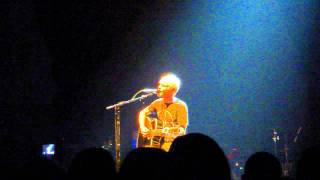 Evan Taubenfeld singing Pumpkin Pie in Vancouver on October 3, 2011