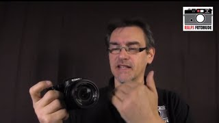 Sony Cybershot DSC-RX10 - Tipps & Tricks Deutsche Version