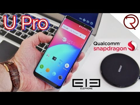 The evolution of the Chinese Smartphone – Elephone U Pro REVIEW