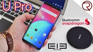 The evolution of the Chinese Smartphone - Elephone U Pro REVIEW