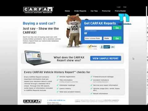 Las mejores páginas para verificar historial de vehículos antes de comprarlo