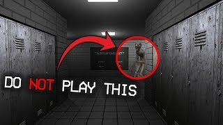 You have to answer everything correctly to survive... (Scary Horror Game)