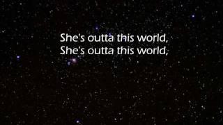 JLS-Outta This World lyrics video