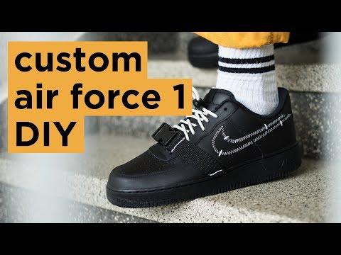 467e859bb684ff DIY Nike Air Force 1