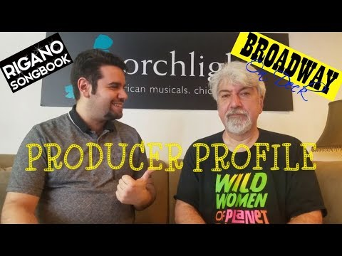 Broadway On Deck Producer Profile: Dave Ogrin