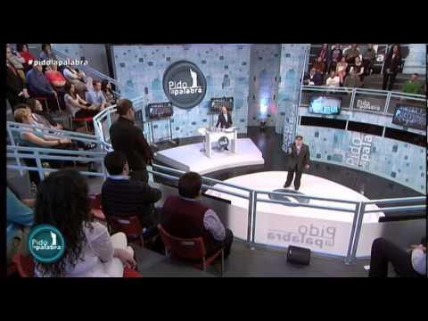 Ver vídeoSíndrome de Down: Pablo Pineda en ''Pido la palabra''