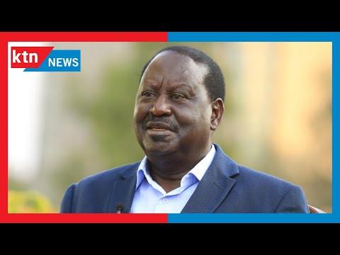 ODM leader Raila Odinga unveils 17-point agenda aimed at transforming rural areas