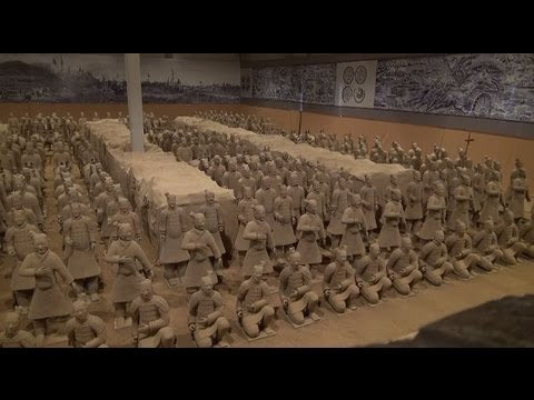 Terracotta Army in Germany (English subs)