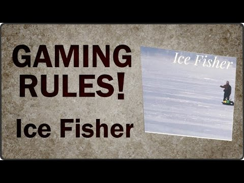 Gaming Rules! - Ice Fisher Official Rules Video