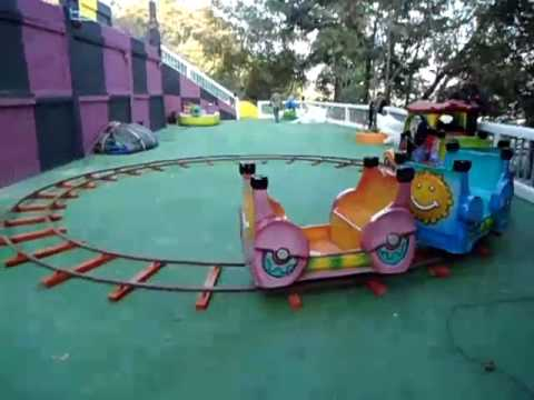 Electric Amusement Trains
