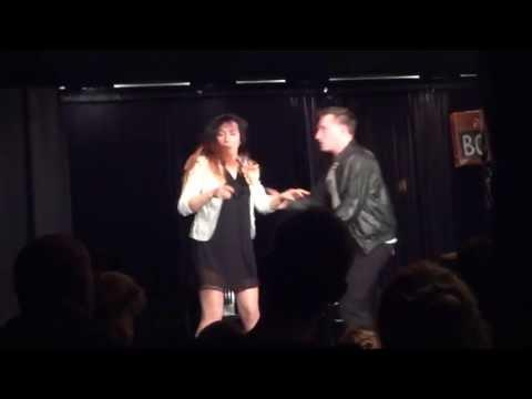 Kabaret Nowaki - John i Kati w Ameryce