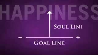 Authentic Happiness Lies on the Soul Line of Life