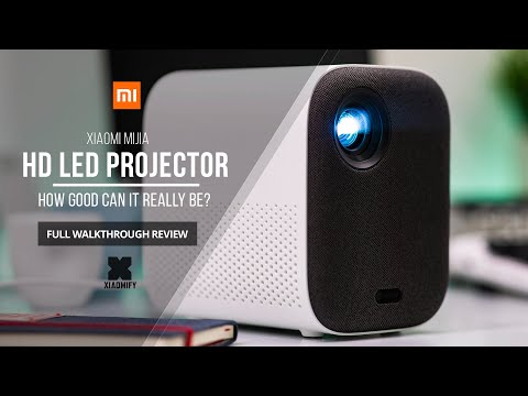 External Review Video Qkhn0RUcbfk for Xiaomi Mi Smart Compact Projector (MJJGTYDS02FM)