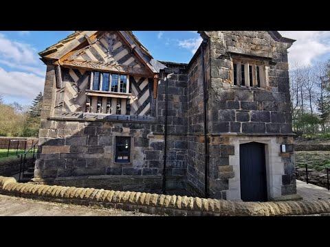 Robin Hood's Grave And Kirklee Priory Explore & Spirit Box Session