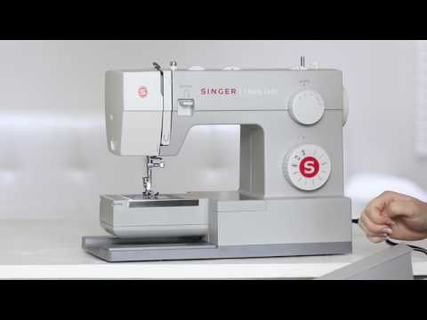 Heavy Duty 4411 Sewing Machine