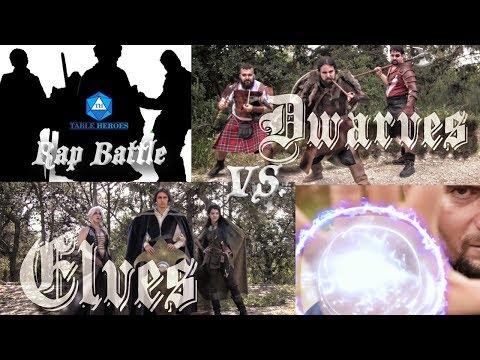 Episode 2.1: Elves vs Dwarves