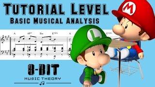 Tutorial Level: Basic Musical Analysis