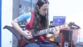 Anthrax - Among the Living Guitar Cover By Felipe