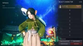 Black Desert Online Xbox One | New Class - Shai | FIRST
