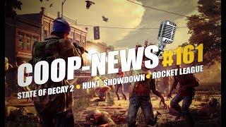 Новая игра от создателей Dying Light, Уникальный кооп в State of Decay 2 / Coop-News #161