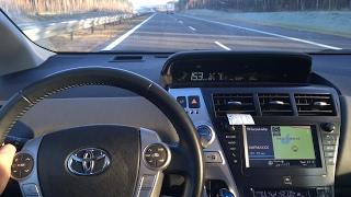 Toyota Prius v (+) из Европы с пробегом 150000 км   Авто из Германии